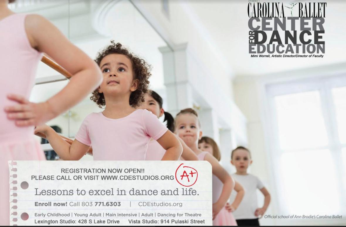 Ann Brodie s Carolina Ballet