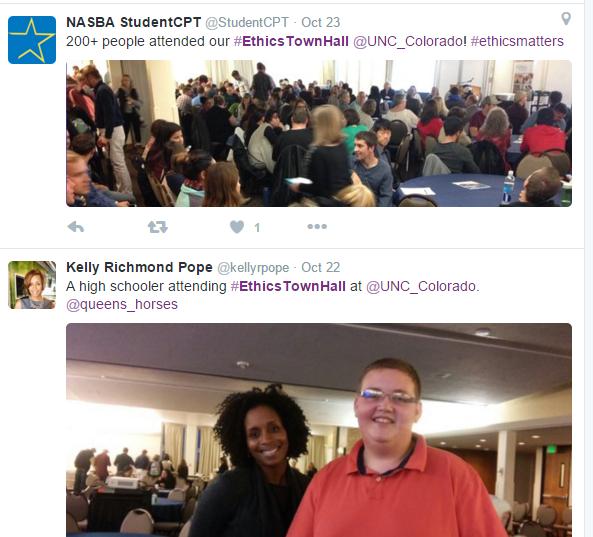 UNC tweets