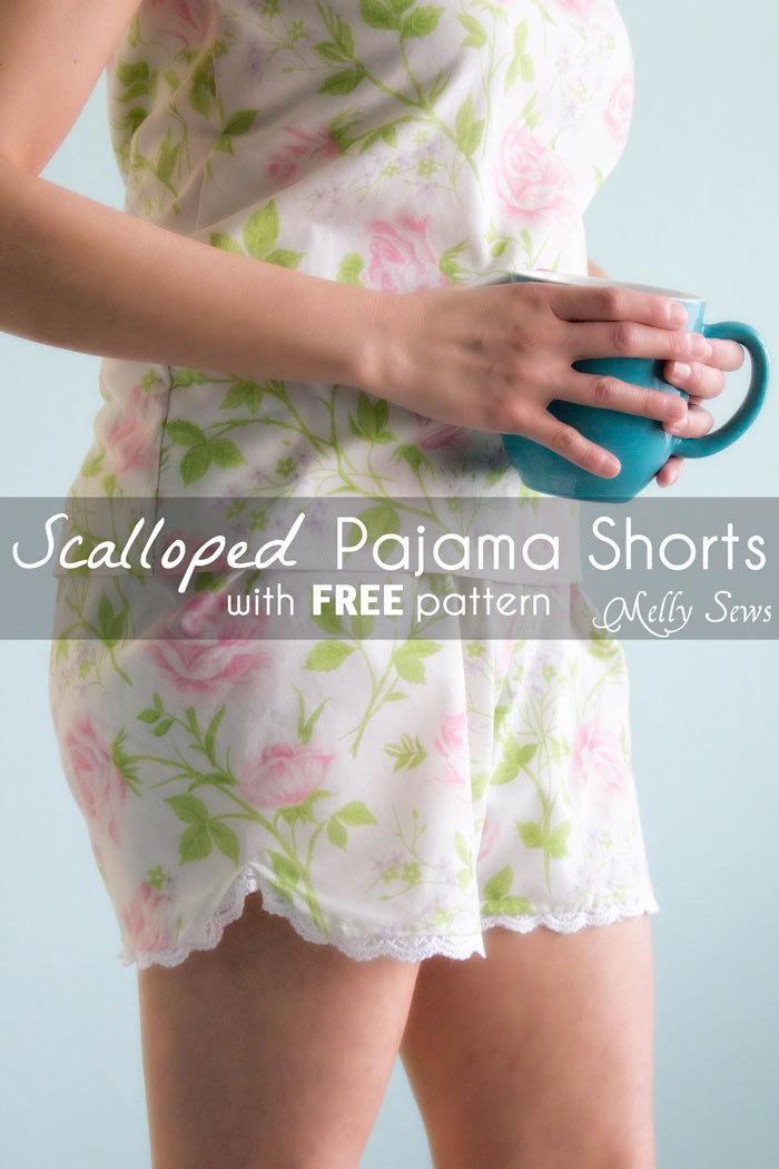 PajamasShorts