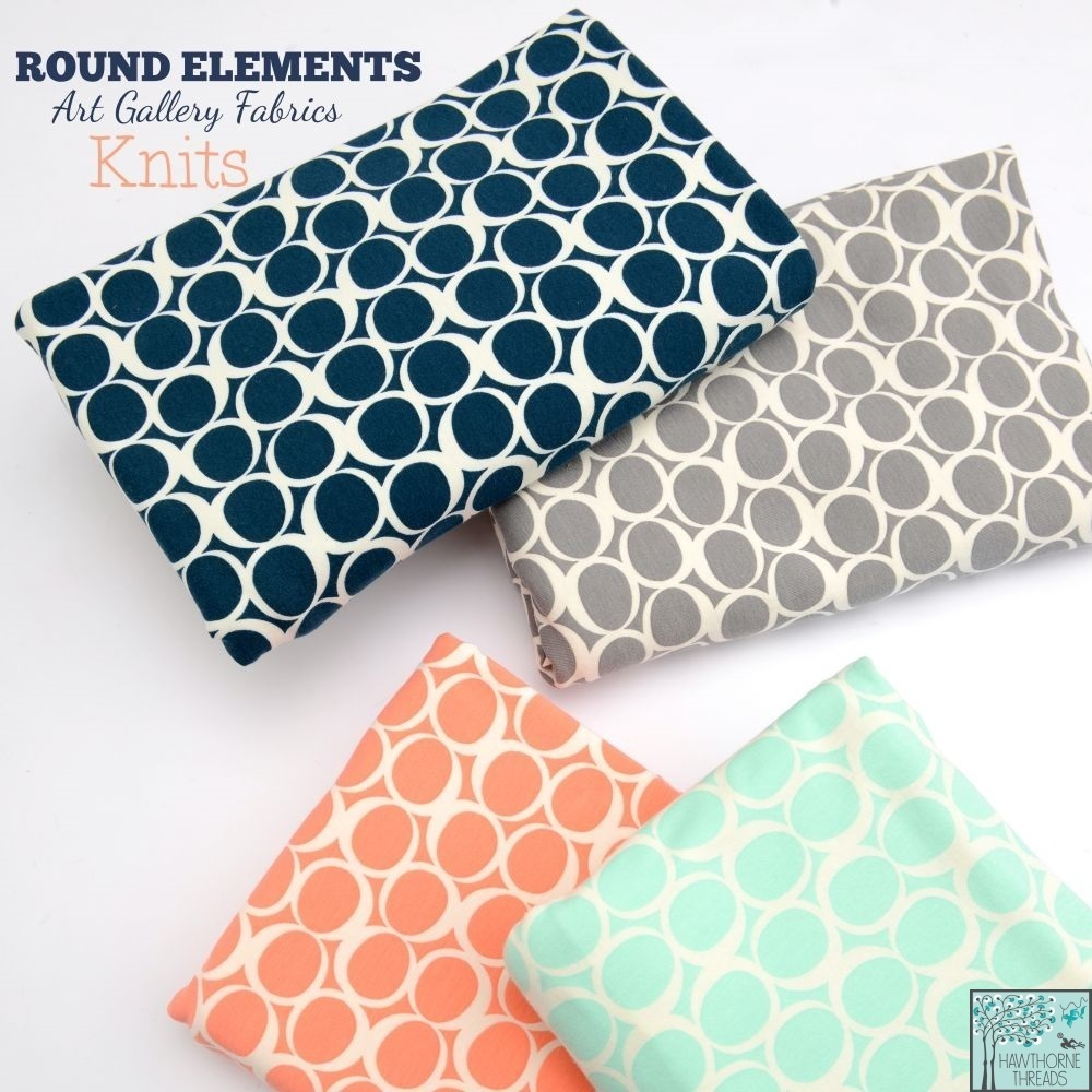 Round Elements Knits Poster