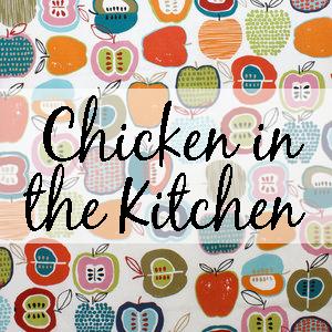 AH Chicken in the Kitchen