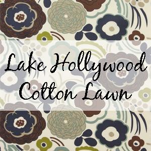AH Lake Hollywood Cotton Lawn