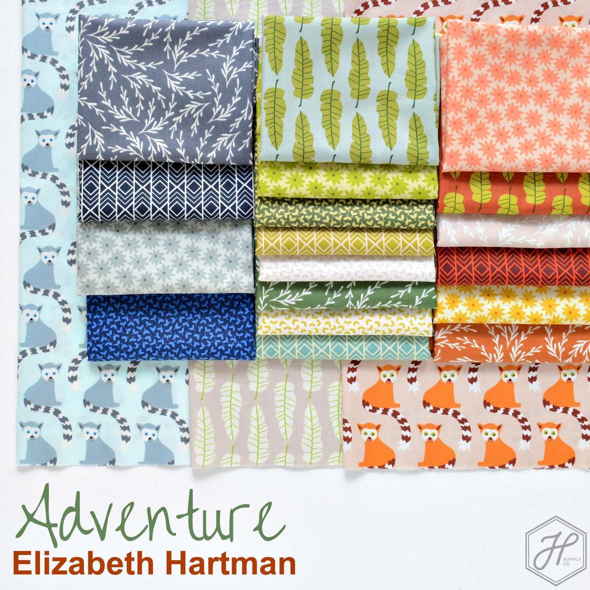 Adventure Fabri Elizabeth Hartman at Hawthorne Supply Co