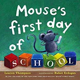 Mouses1stdayofschool