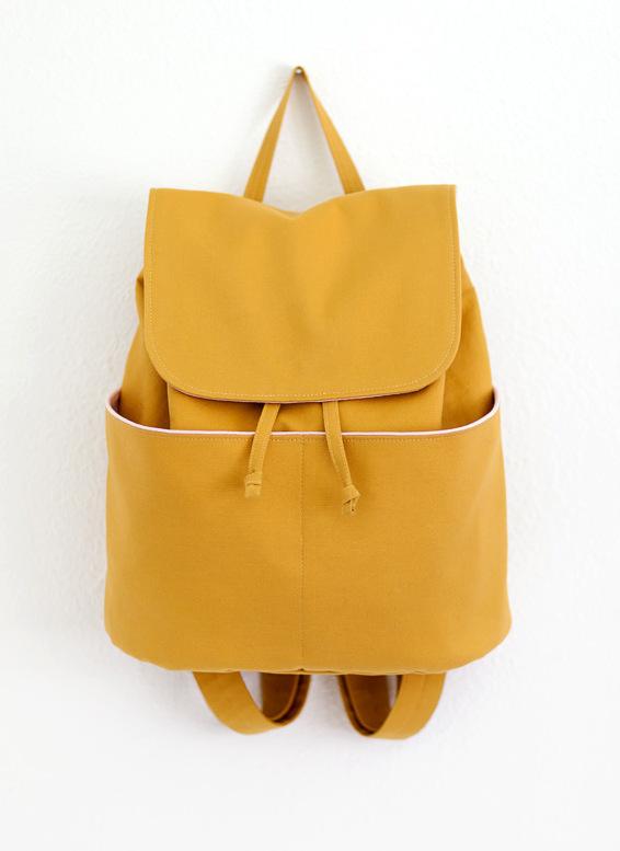 London Backpack Tutorial