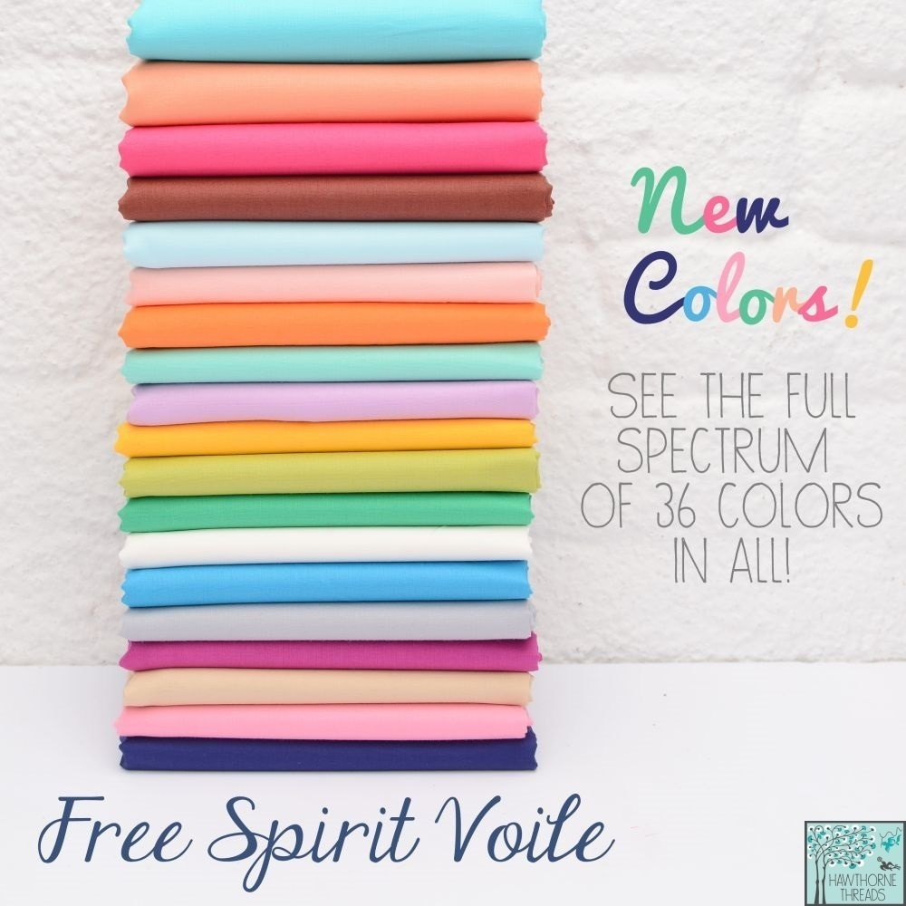 New Voile Free Spirit