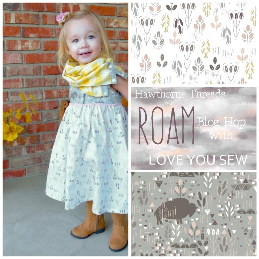 Roam Blog Hop Love You Sew