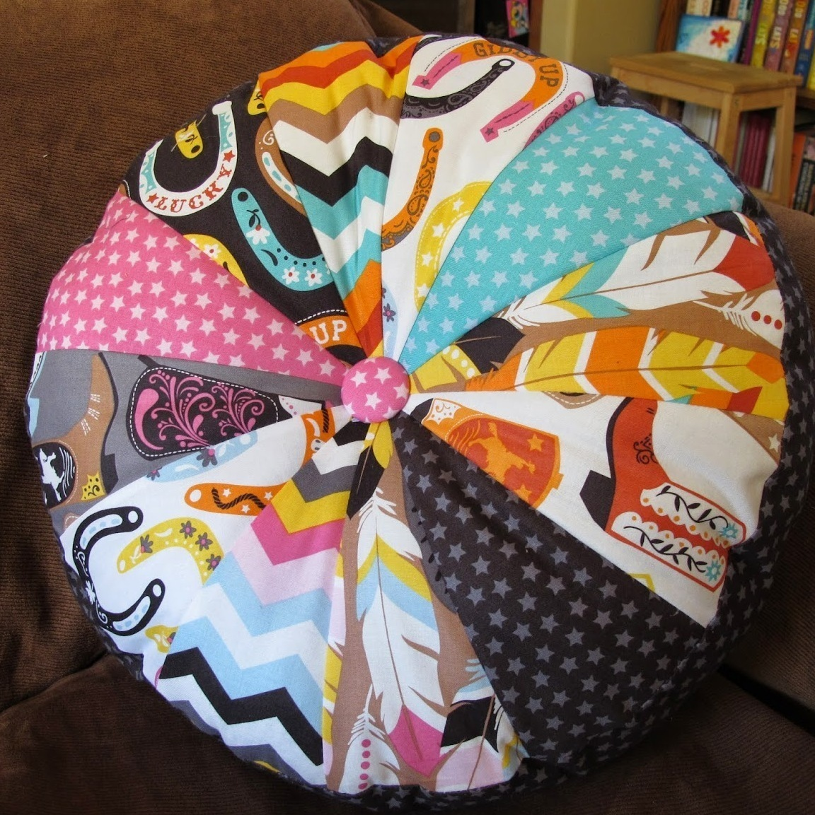 modern cozy sprocket pillow cropped