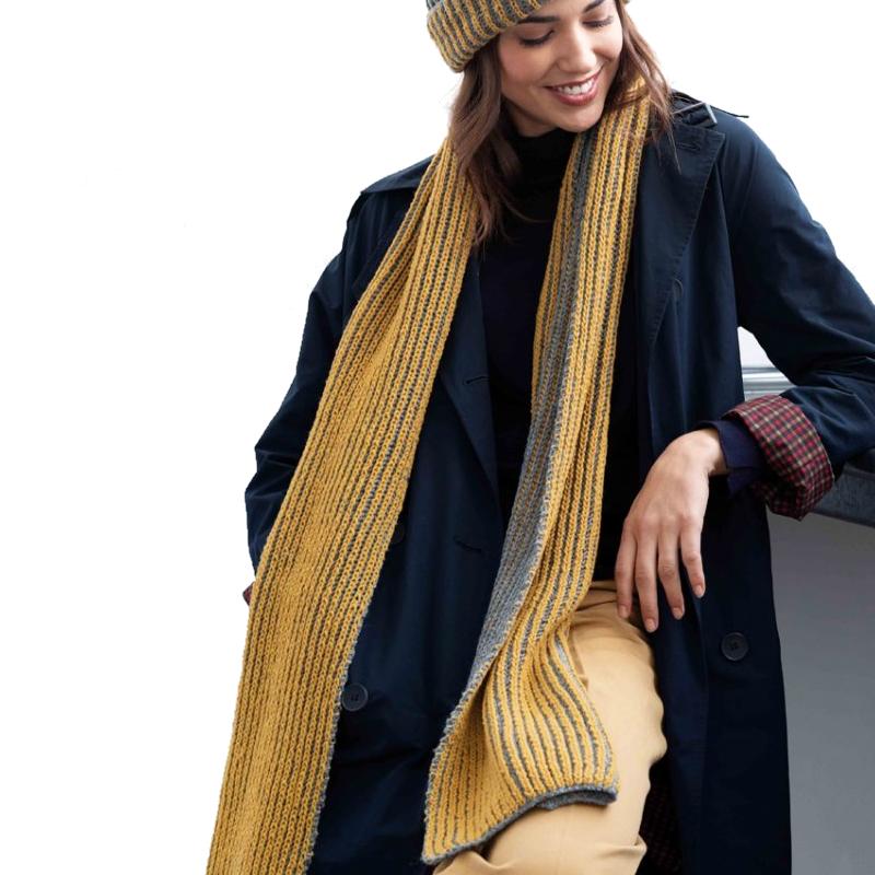 Kashwool Brioche scarf