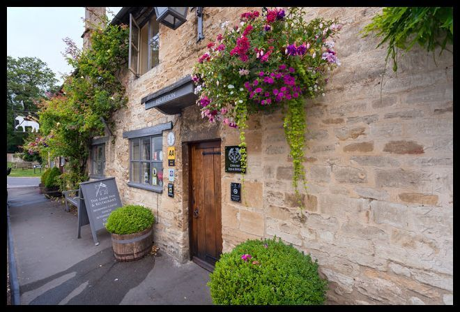 Burford lamb inn