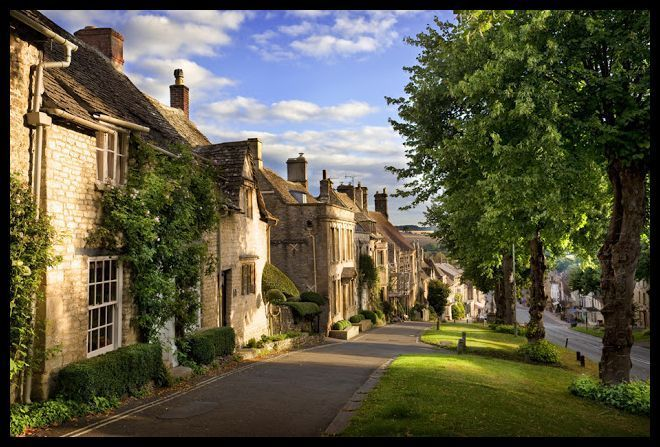Burford Morning