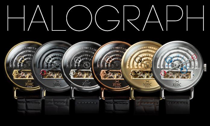 XERIC-HALOGRAPH