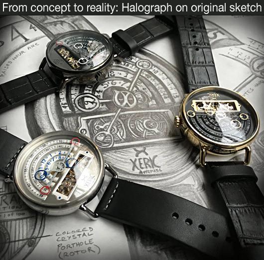 halograph-trio