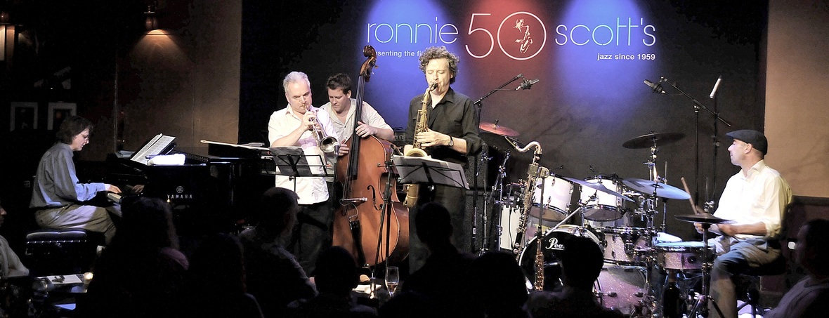 SimonPurcellQuintetCROPPED at Ronnies photobyDavidRedfern