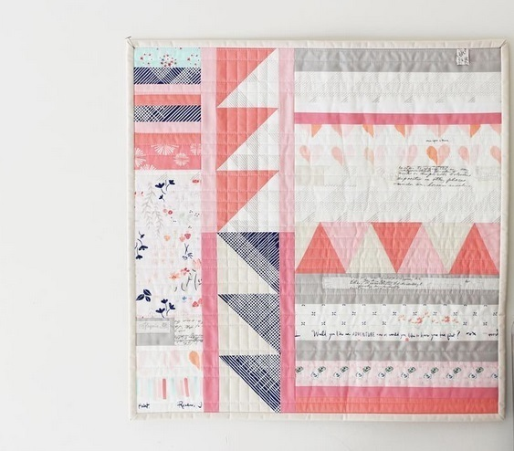 Paperie Mini Quilt