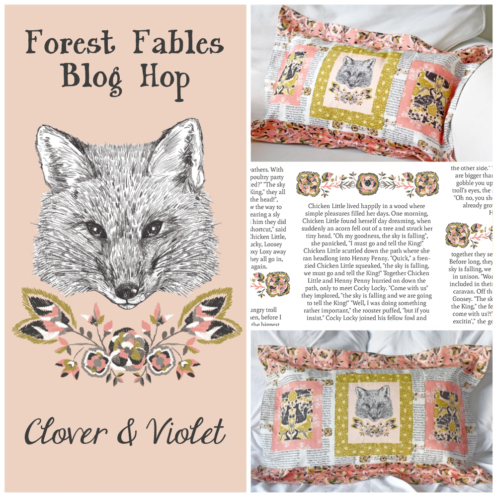 Clover and Violet Poster Final