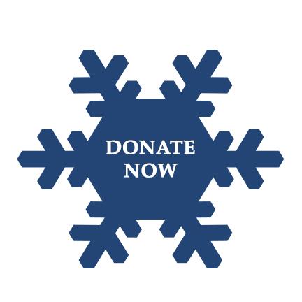 Donate snowflake