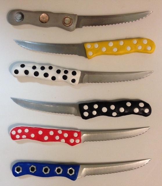 Sugru Knives
