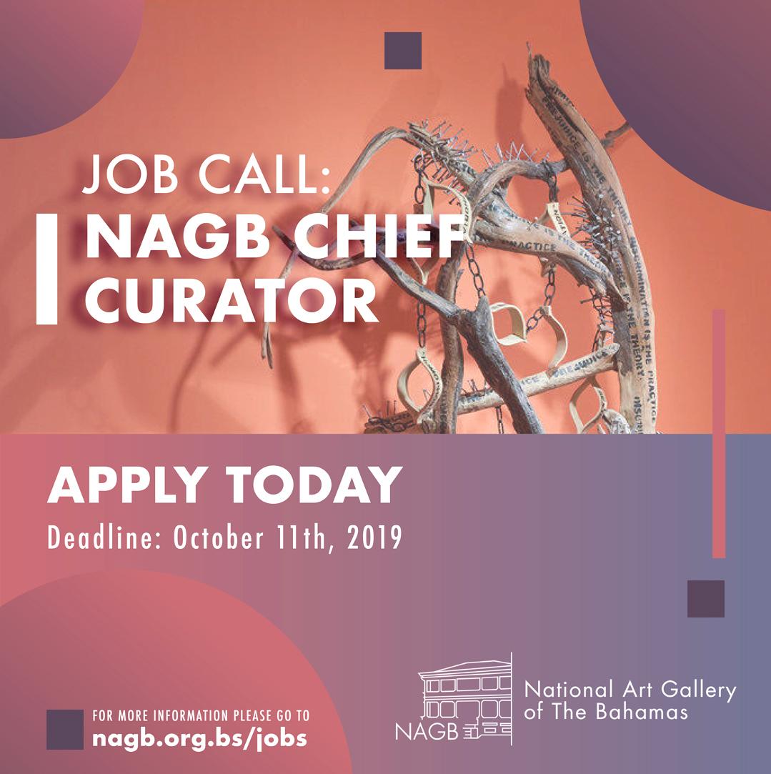 JOB CALL--NAGB-Chief Curator