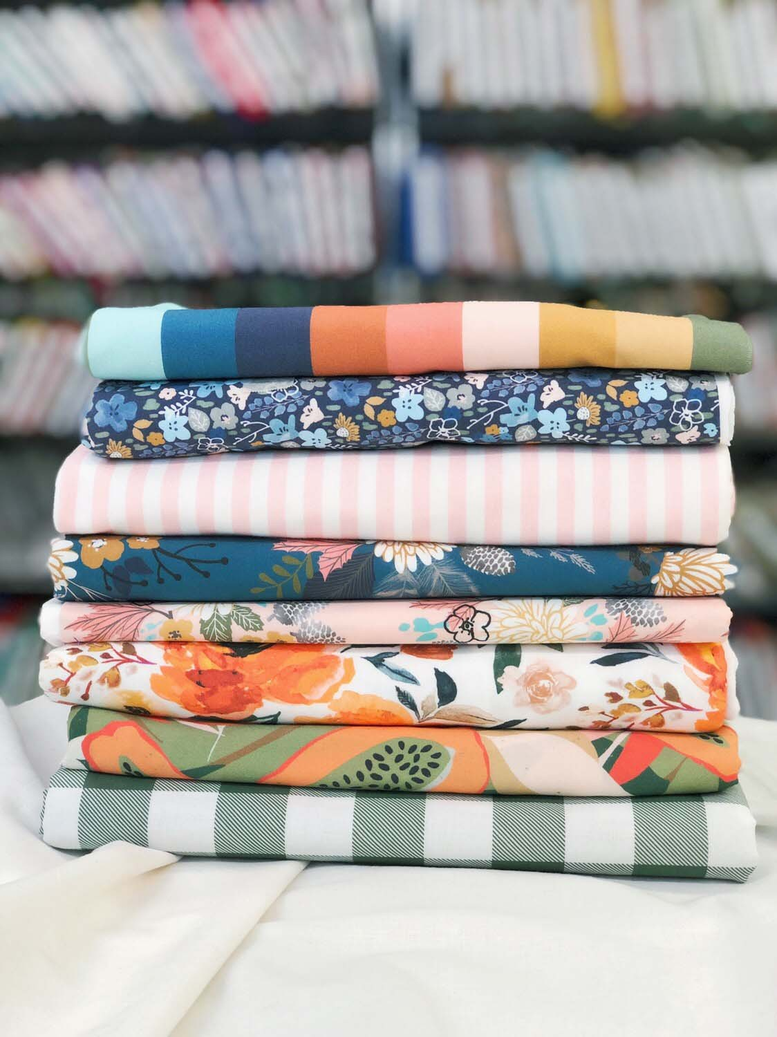 Hawthorne Supply Co Fabric Giveaway with Violette Field Threads