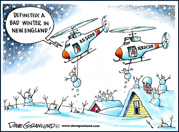 January flood funny