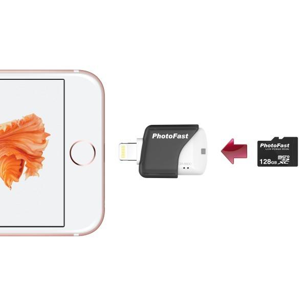 iOS Card Reader Photo
