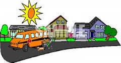 school neighborhood