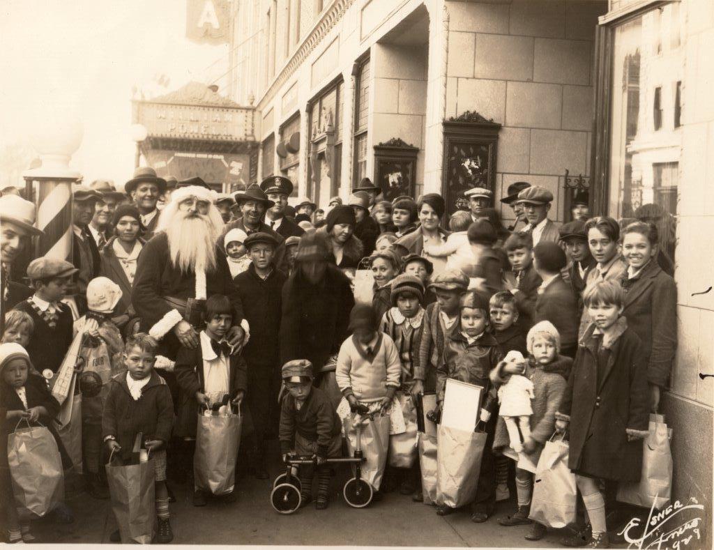 Santa 1929