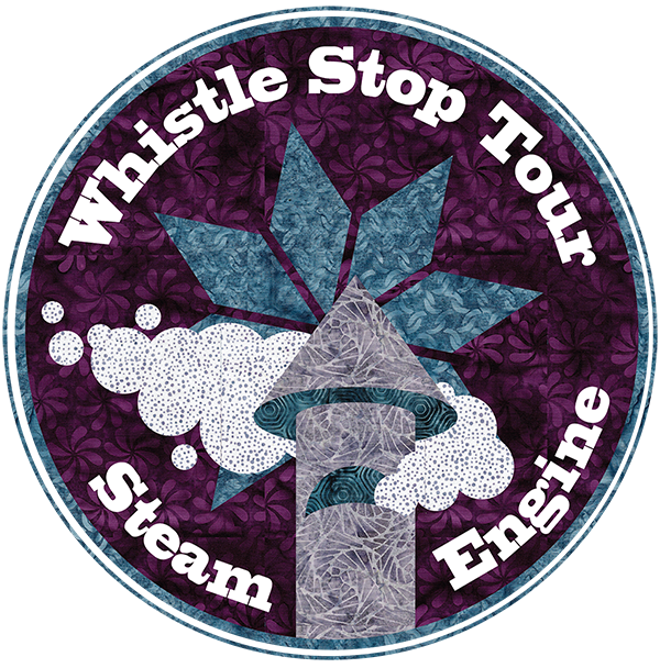 Whistle Stop Tour Badge sm