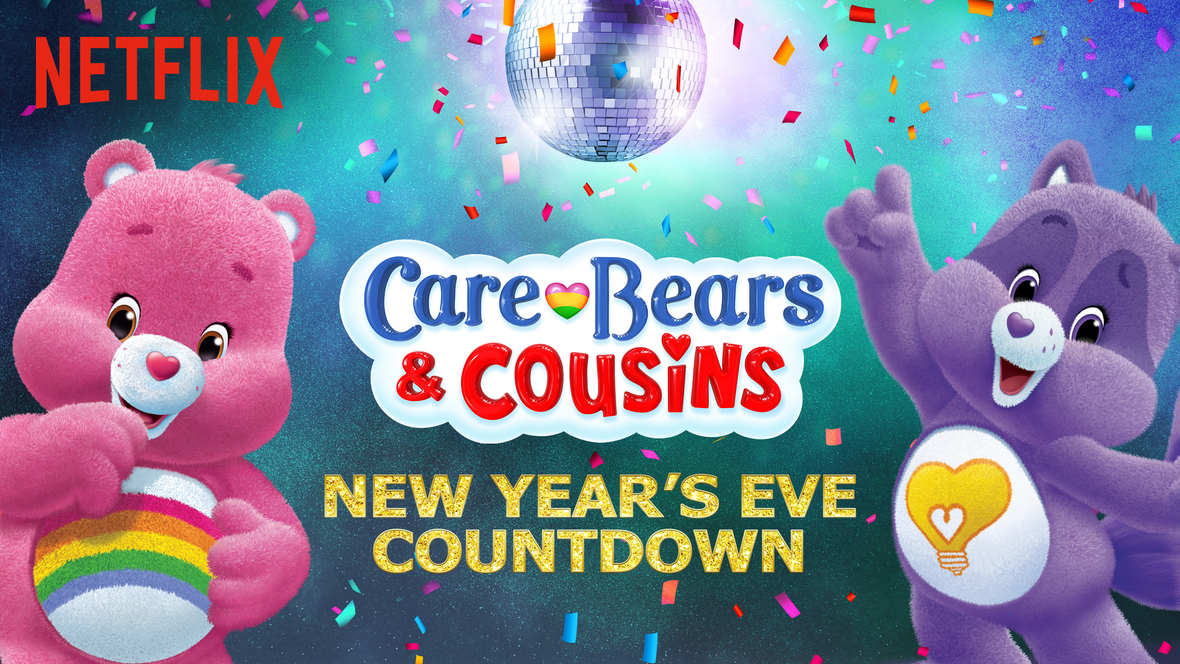 Care Bears New Year's Eve Countdown