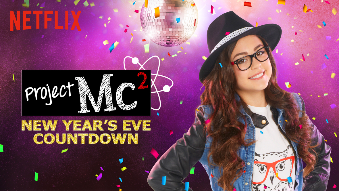 Project Mc2 New Year's Eve Countdown