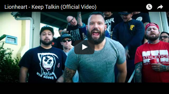 keep talkin