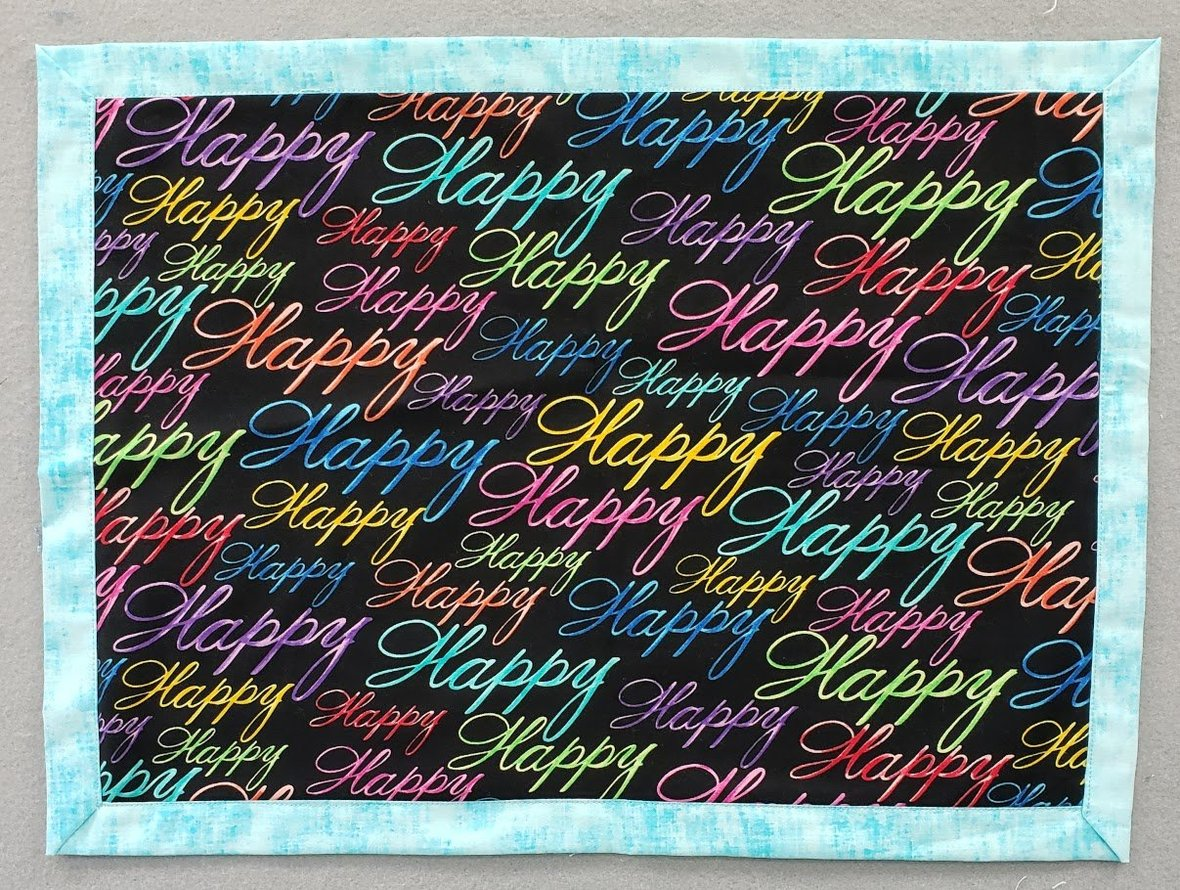 sew days placemat