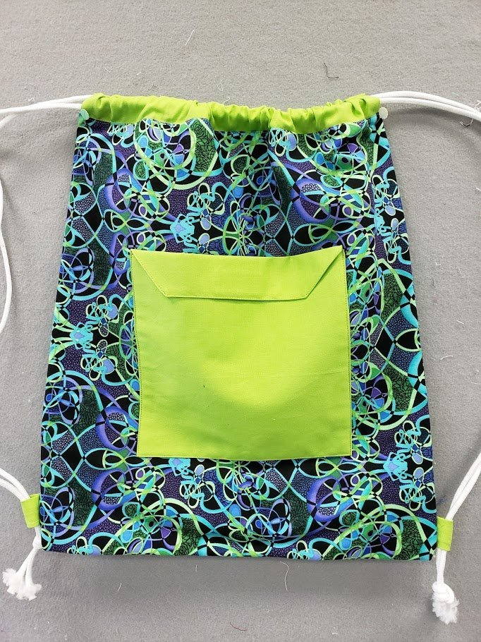 sew days backpack