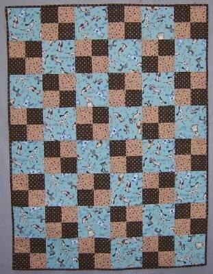 beginning quilt making