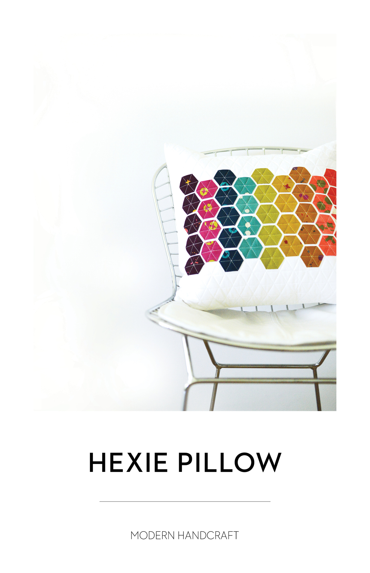 Hexie Pillow Cover