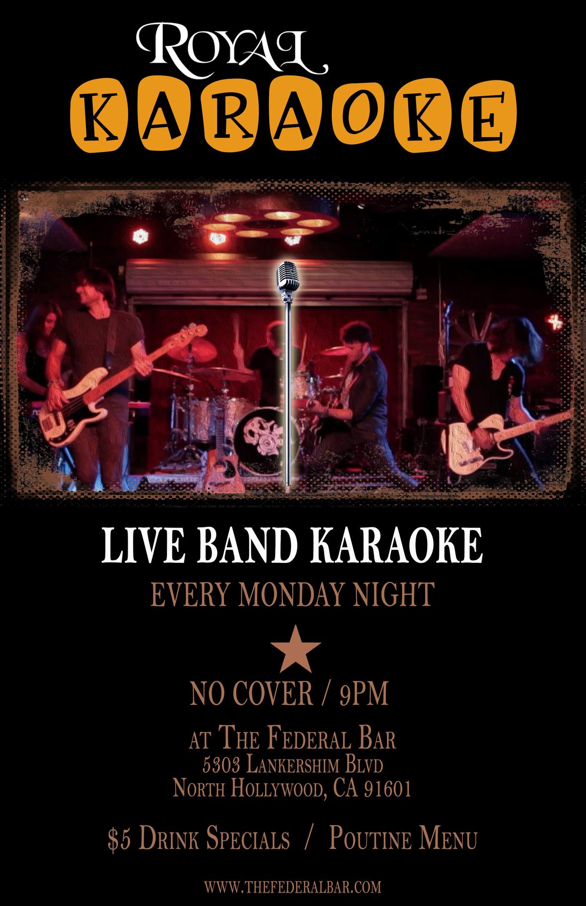 royal karaoke poster v2