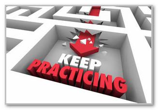 keep-practicing-border