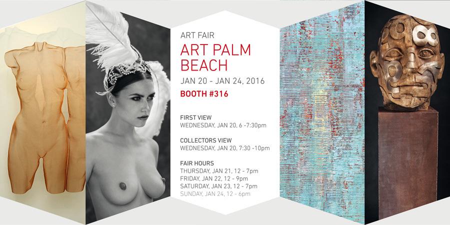 Exhibitition-Invitation-Art-Palm-Beach-Continuum-Gallery-David-Begbie-Jan-2016