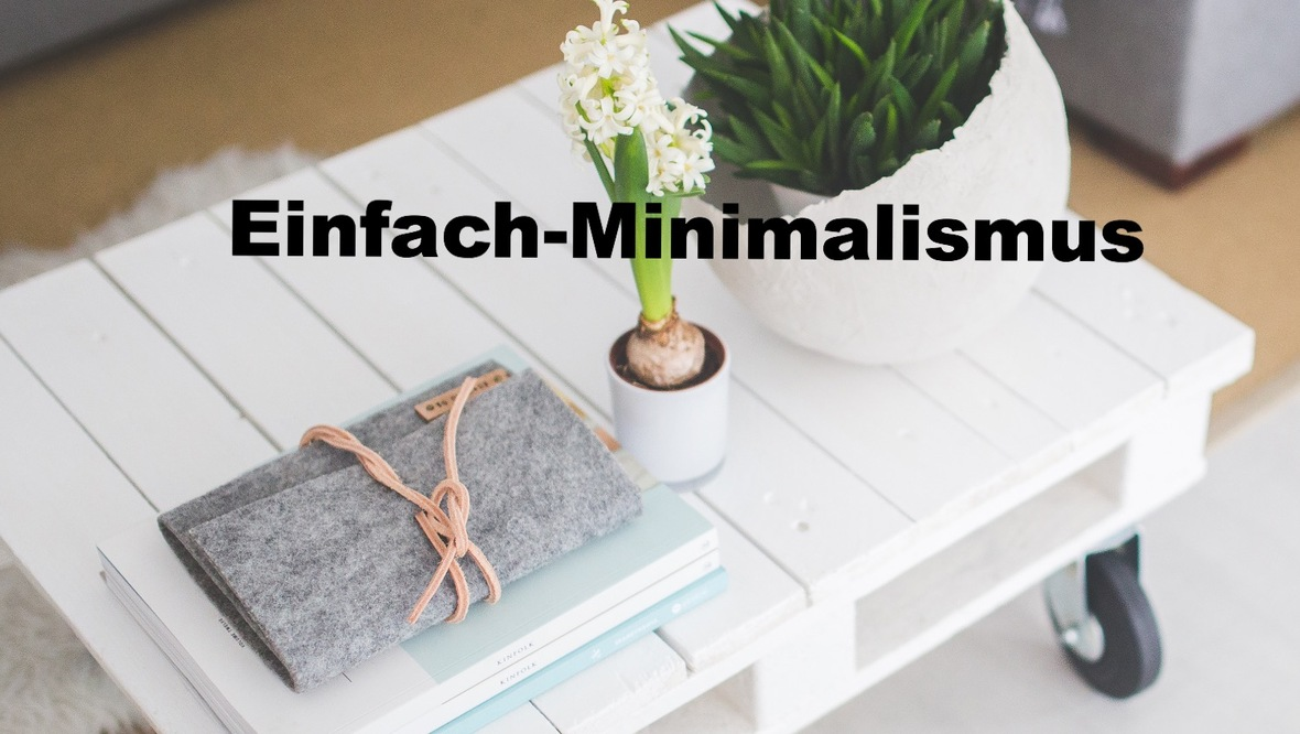Neuer blog b cher und dvd s ausmisten for Minimalismus blog