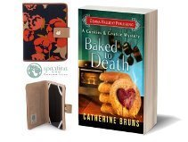 Giveaway for Baked to Death