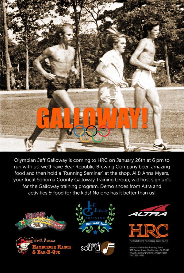 galloway event