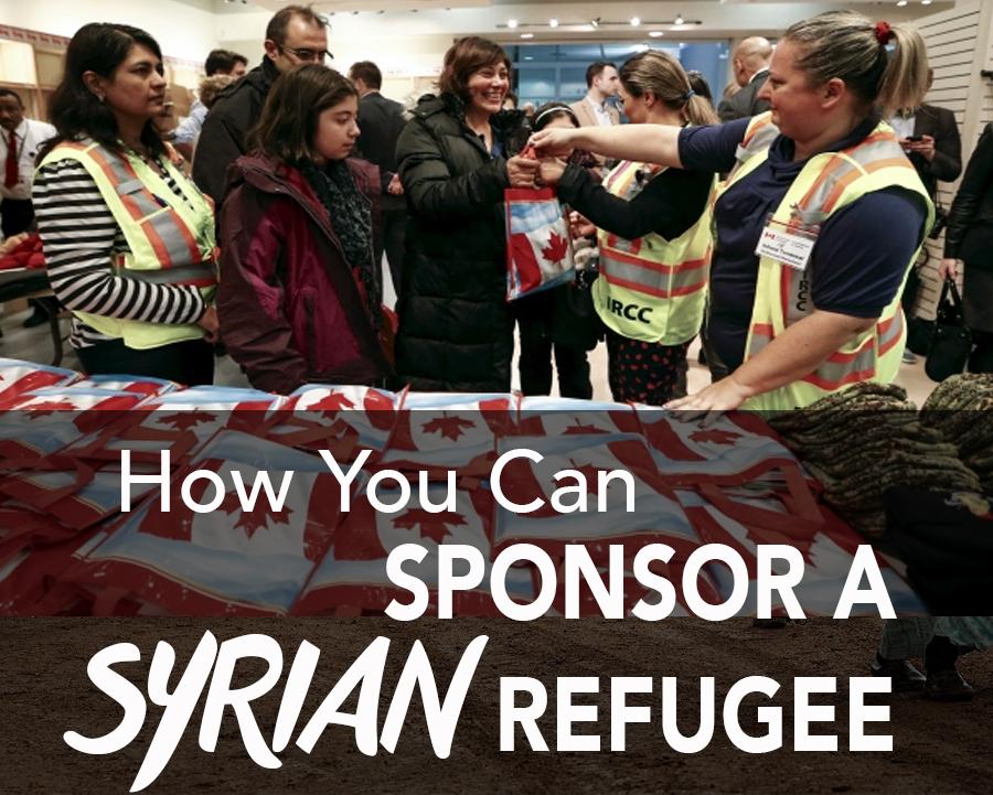 SyrianRefugeeSponsor