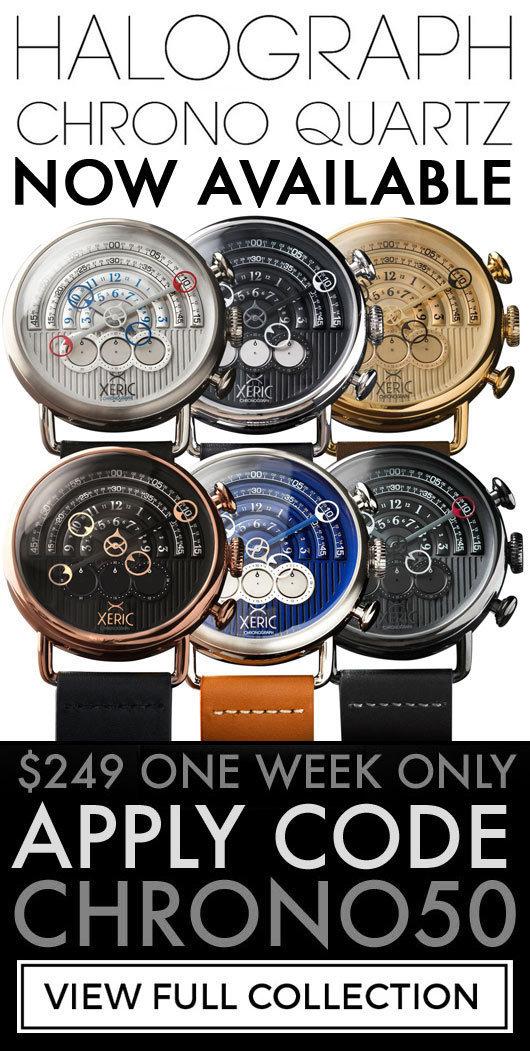 halograph-chronographs