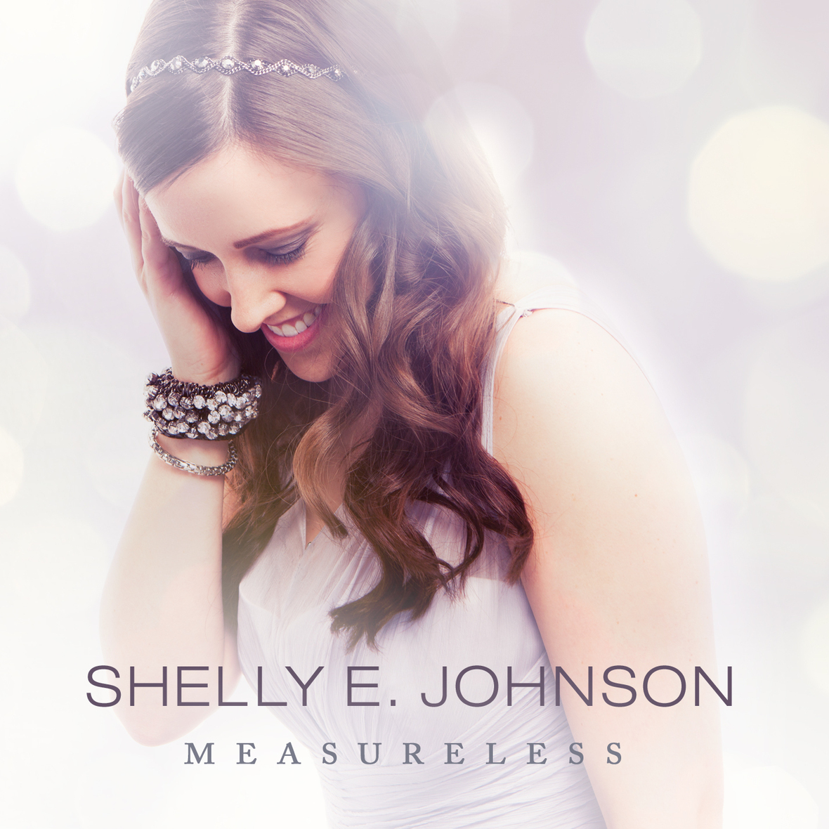 Measureless - Shelly E Johnson - CD Cover