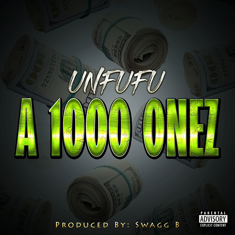 small UnFuFu - A 1000 Onez artwork