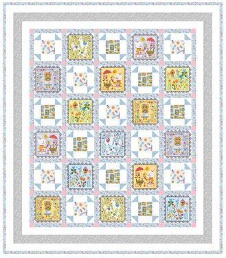 Storybook Summer Pattern 1