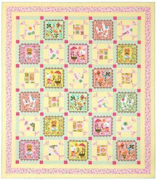 Storybook Summer Pattern 2