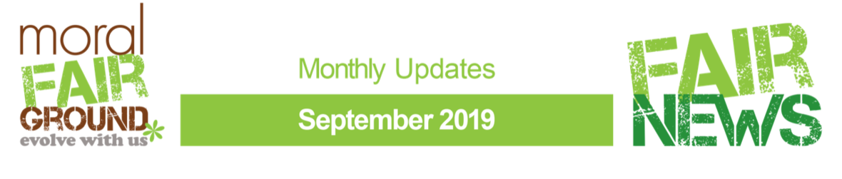 Fair News Monthly Updates September 2019 Banner