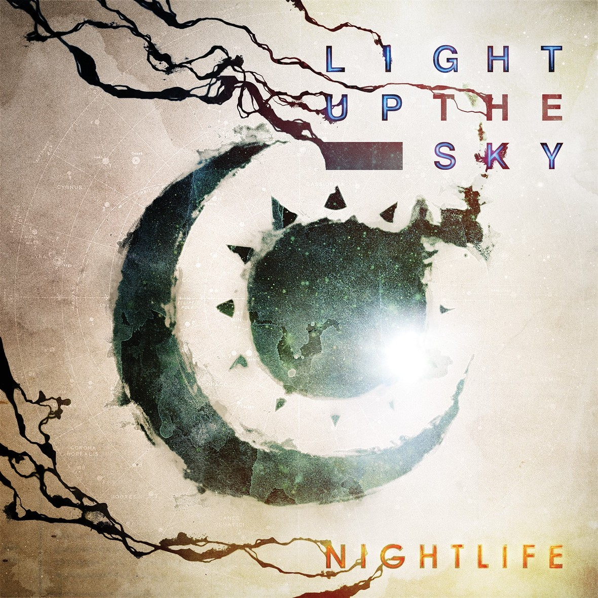 light up the sky nightlife cover